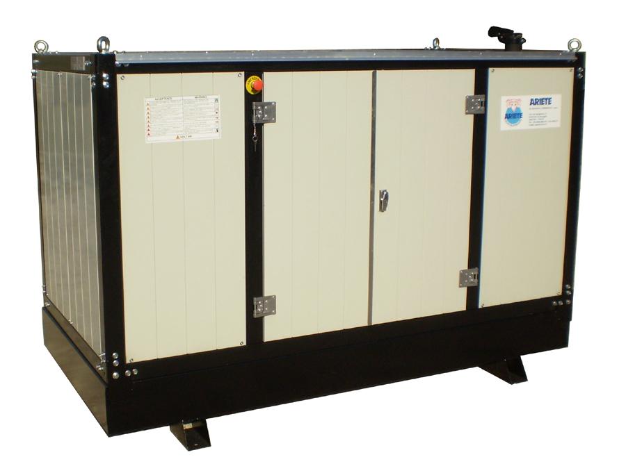 Generatori di corrente a gas Gpl